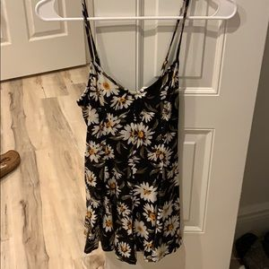 Urban outfitter floral romper - XS